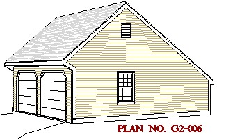 100 garage plan 6014 at familyhomeplans plan for Saltbox garage plans